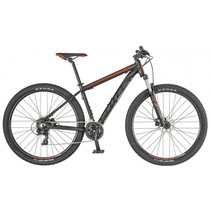 Scott Aspect 960 2019 Black Red Large