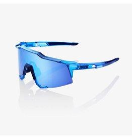 100% 100% Speedcraft Polished Translucent Crystal Blue Hiper Blue Multilayer Mirror