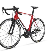 Cervelo S3 Ultegra 8000 2018  Red/Black/White 54 Road Bike