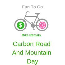 Bike Rental Carbon Road And Mountain Day