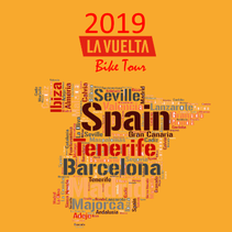 2019 La Vuelta Spain Bike Tour