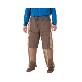 SEA TO SUMMIT Sea To Summit Bug Wear Pants With Socks Insect Repellent Olive Small