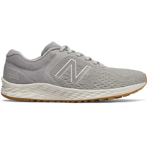 New Balance Fresh Foam Arishi V2 Women's Overcast with Champagne Metallic & Sea Salt