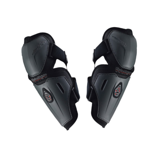 Troy Lee Elbow Guards Adult Gray