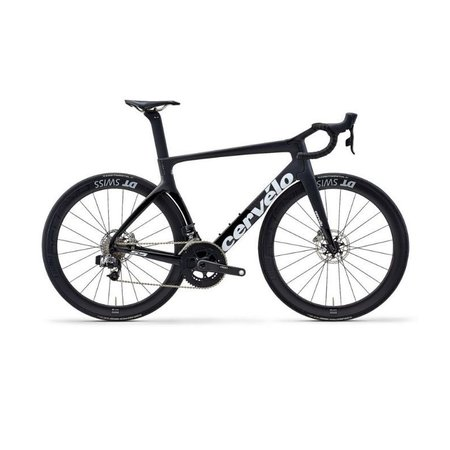 CERVELO Cervelo S5 Disc Red ETap 1N19 Black/Graphite/White 51