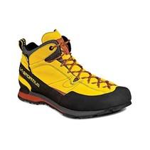 La Sportiva Boulder X Mid GTX Yellow 10.5 Men's