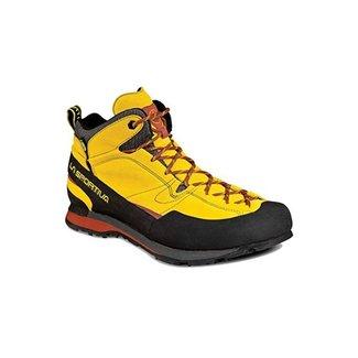 LA SPORTIVA La Sportiva Boulder X Mid GTX Yellow 10.5 Men's