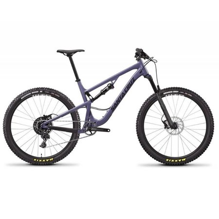 SANTA CRUZ Santa Cruz 5010 3 Carbon 27.5 2019 Purple R-Kit Medium Mountain Bike