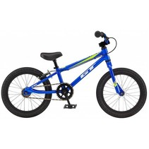 Gt Mach One Fw 2019 Electric Blue Kids Bikes
