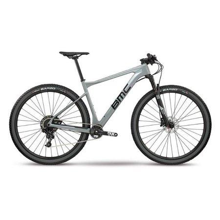 BMC Bmc Teamelite  02 Three 2018  Grey Black Small  Mountain Bike