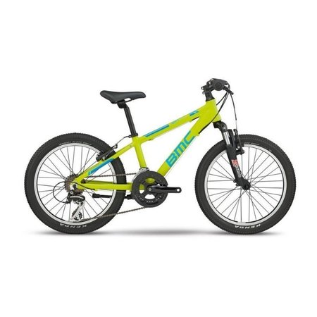 BMC Bmc Sporelite 20 2019 Lime Blue Kids Bikes