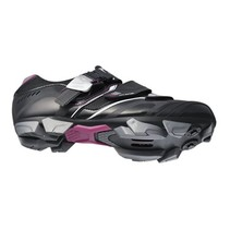SHIMANO OFFSET BLACK/PURPLE 36.5 WOMEN'S