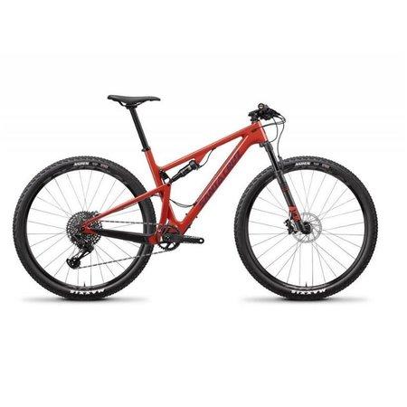 SANTA CRUZ Santa Cruz Blur 3 Carbon 2019  Red S-Kit Medium  Mountain Bike