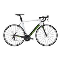 Cervelo S2 RIM 105  2017 White Black  Green  48 Road Bike