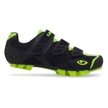 GIRO CARBIDE BLACK/YELLOW 12.25 (US) MEN'S