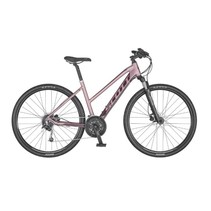 Scott Sub Cross 30 Lady Hybrid Bike Rose Small