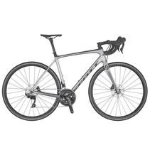 Scott Addict 20 Disc Road Bike Grey XSmall/49