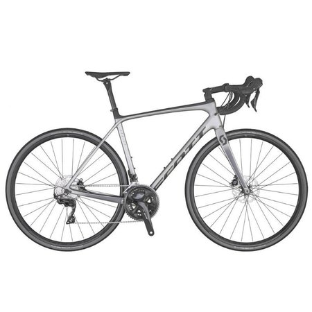 SCOTT Scott Addict 20 Disc Road Bike Grey XSmall/49