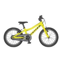 Scott Scale Kids Bike Yellow 16
