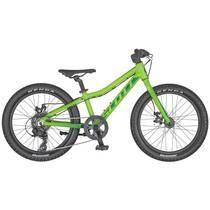 Scott Scale Rigid Junior Bike Green 20