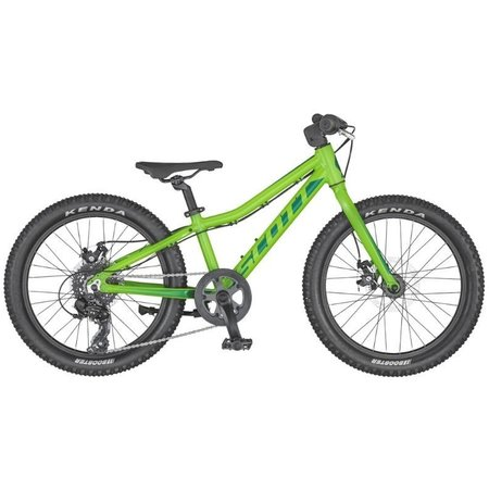 SCOTT Scott Scale Rigid Junior Bike Green 20