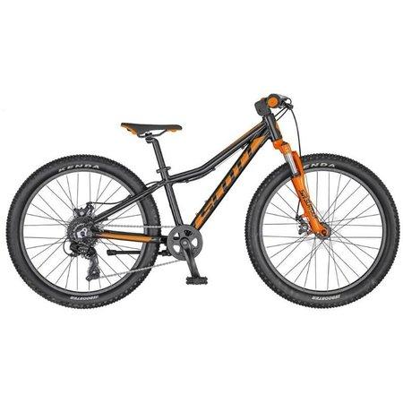 SCOTT Scott Scale Junior Bike Black/Orange 24