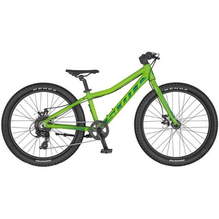 SCOTT Scott Scale Rigid Junior Bike Green 24