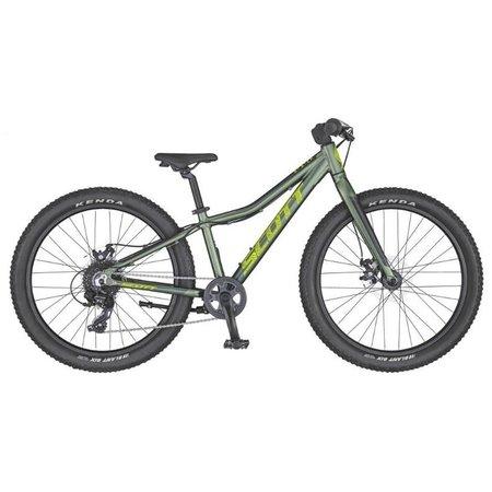 SCOTT Scott Roxter Junior Bike Green 24