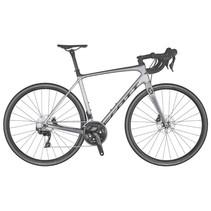 Scott Addict 20 Disc Road Bike Grey S/52