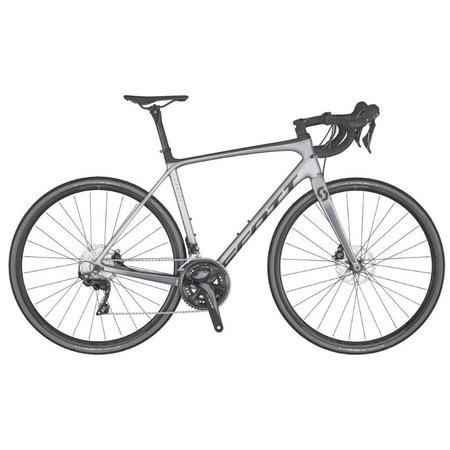 SCOTT Scott Addict 20 Disc Road Bike Grey S/52