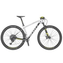 Scott Scale 920 Mountain Bike Grey/Fluo Yellow Medium