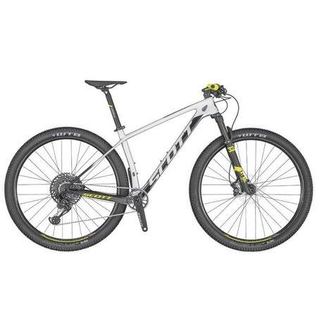 SCOTT Scott Scale 920 Mountain Bike Grey/Fluo Yellow Medium