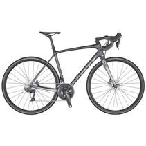 Scott Addict 10 Disc Road Bike Grey XSmall/49