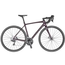 Scott Contessa Addict 15 Disc Road Bike Purple XSmall/49