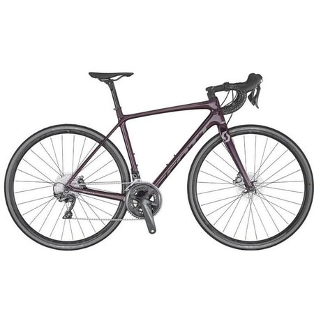 SCOTT Scott Contessa Addict 15 Disc Road Bike Purple XSmall/49