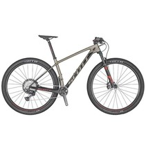 Scott Scale 910 Mountain Bike Grey Medium