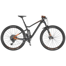 Scott Spark 920 Moutain Bike Grey/Orange Medium