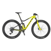 Scott Spark RC 900 World Cup AXS Mountain Bike Yellow/Black Medium
