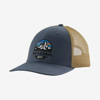 PATAGONIA Patagonia Fitz Roy Scope LoPro Trucker Hat Dolomite Blue One Size