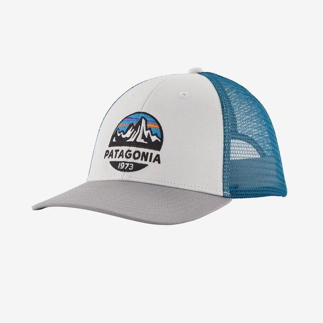 PATAGONIA Patagonia Fitz Roy Scope LoPro Trucker Hat White One Size