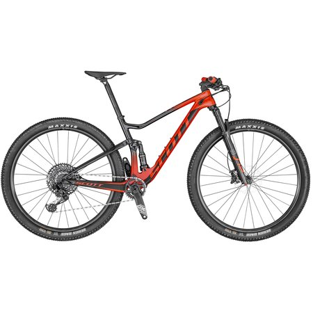 SCOTT Scott Spark RC 900 Team Mountain Bike 2020 Red Medium