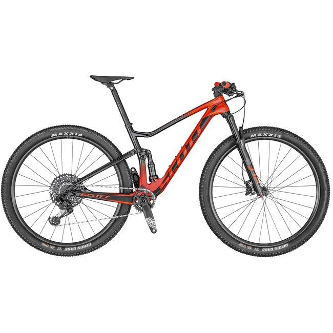 SCOTT Scott Spark RC 900 Team Mountain Bike 2020 Red Medium