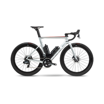Bmc Timemachine 01 Three Road Bike 2020 Silver Metallic/Black/Red 56