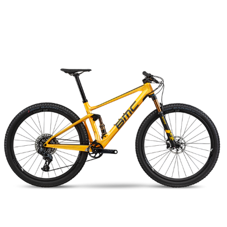 BMC Bmc Fourstroke 01 One Mountain Bike 2020 Gold Flake Medium