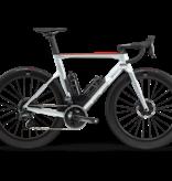 BMC Bmc Timemachine 01 Three Road Bike 2020 Silver Metallic/Black/Red 54
