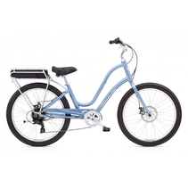 Electra Townie Go! 7D Icy Blue