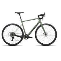 Santa Cruz Stigmata 3 CC Gravel Bike Rival 2020 52 Olive Green