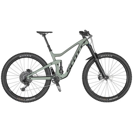 SCOTT Scott Ransom 910 Bike Green 29 Small