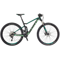 Scott Contessa Spark 930 Mountain Bike 2019 Black/Green Large