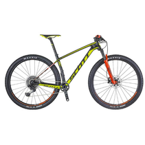 Scott Scale Rc 900 WC Mountain Bike 2018 Yellow Medium